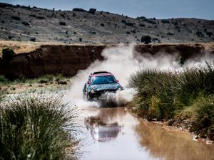 Baja Aragon: JCW-MINI mit Dreifach-Erfolg