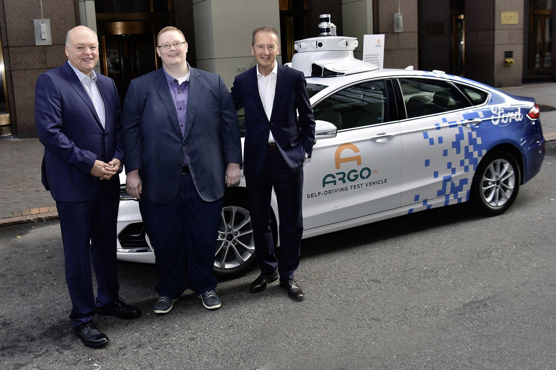 Ford und VW: Zusammenarbeit ausgebaut