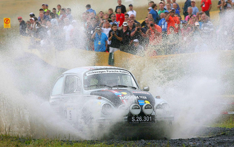 Eifel-Rallye-Festival: Beispiellos in Europa