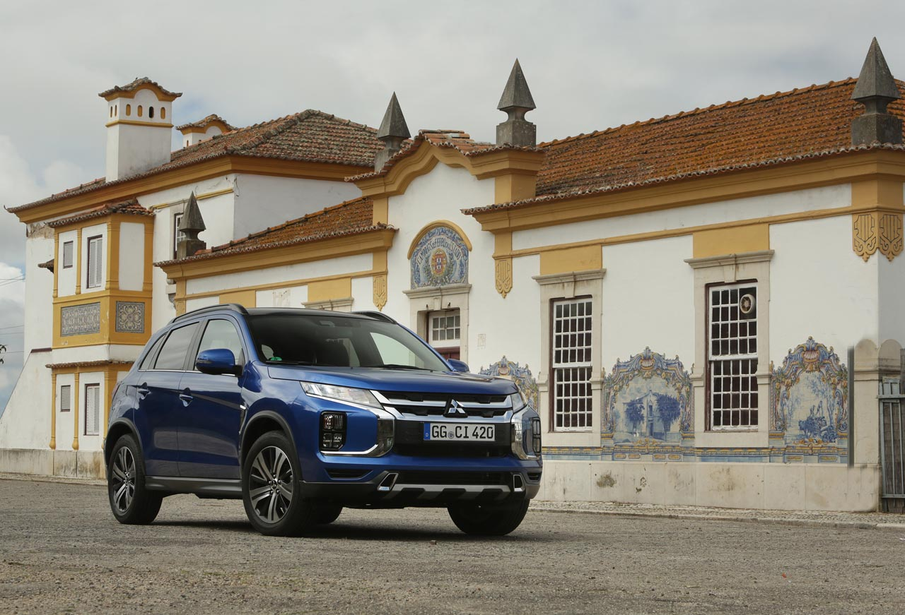Mitsubishi ASX: Einführungs-Rabatt nach Modellpflege