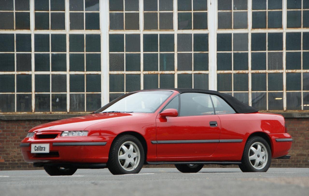 Opel: 30 Jahre Calibra