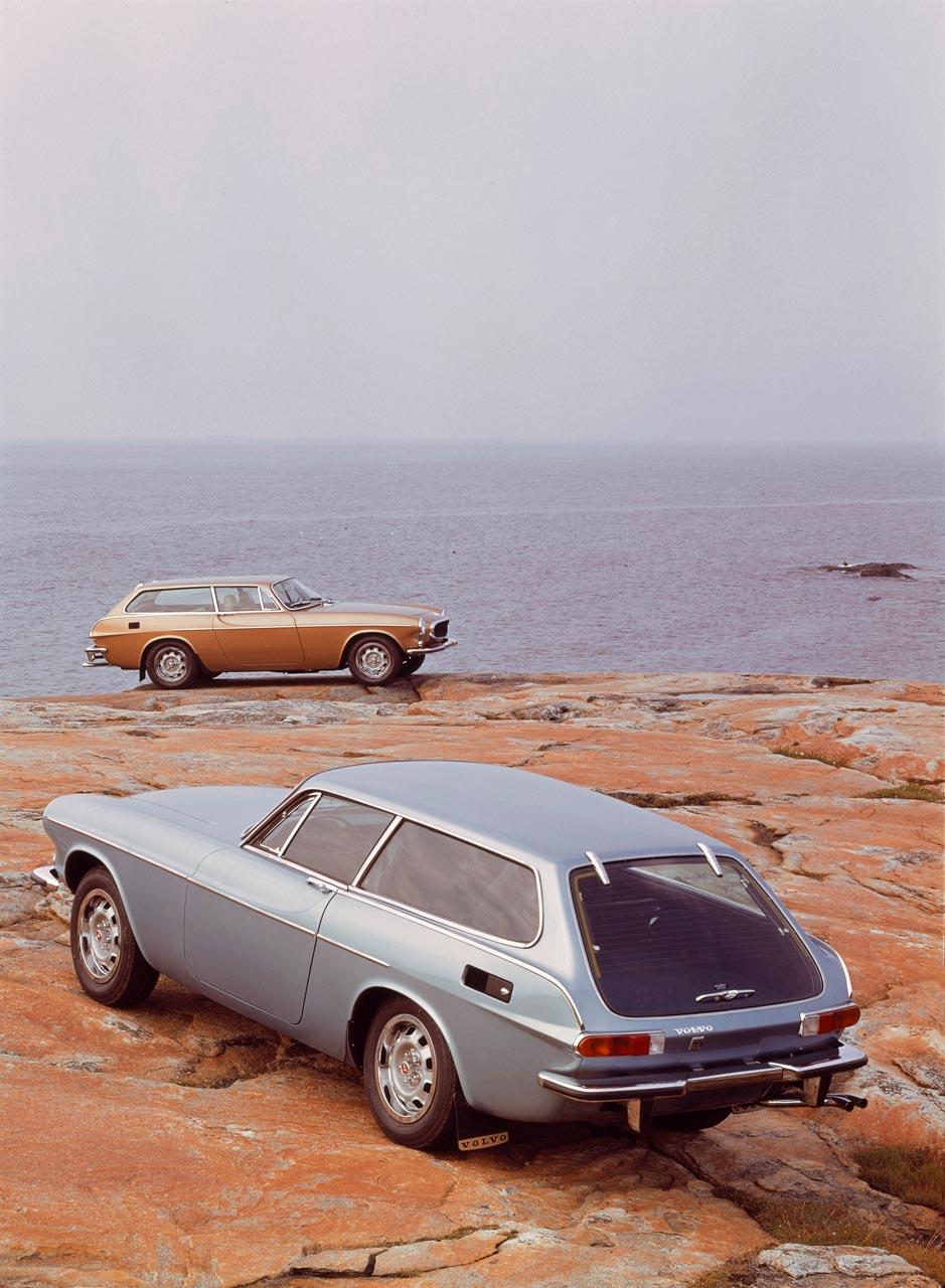 Volvo: 60 Jahre P1800