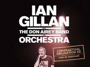 CD-Tipp – Gillan: Contractual Obligation #2, Live In Warsaw