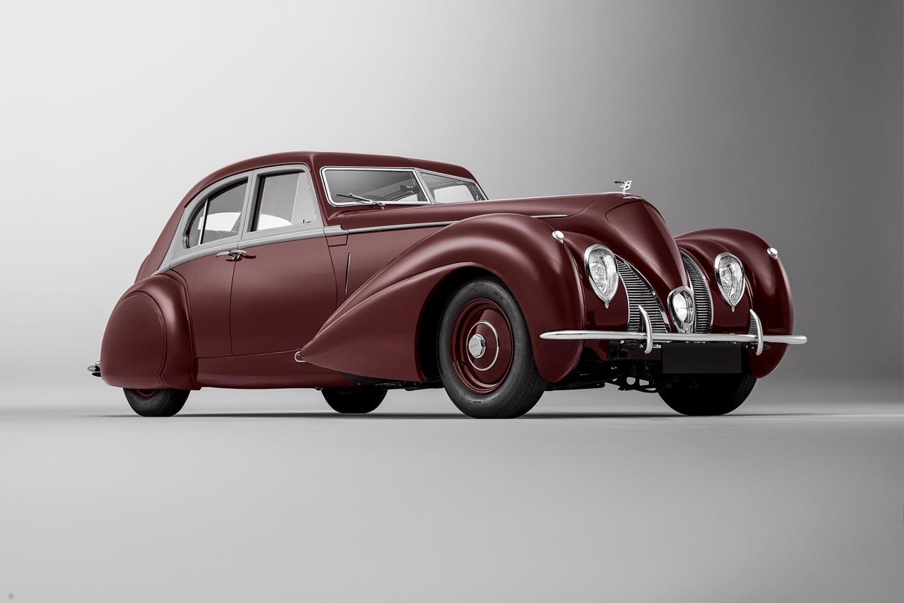 Bentley: Ein Nachbau von 1939