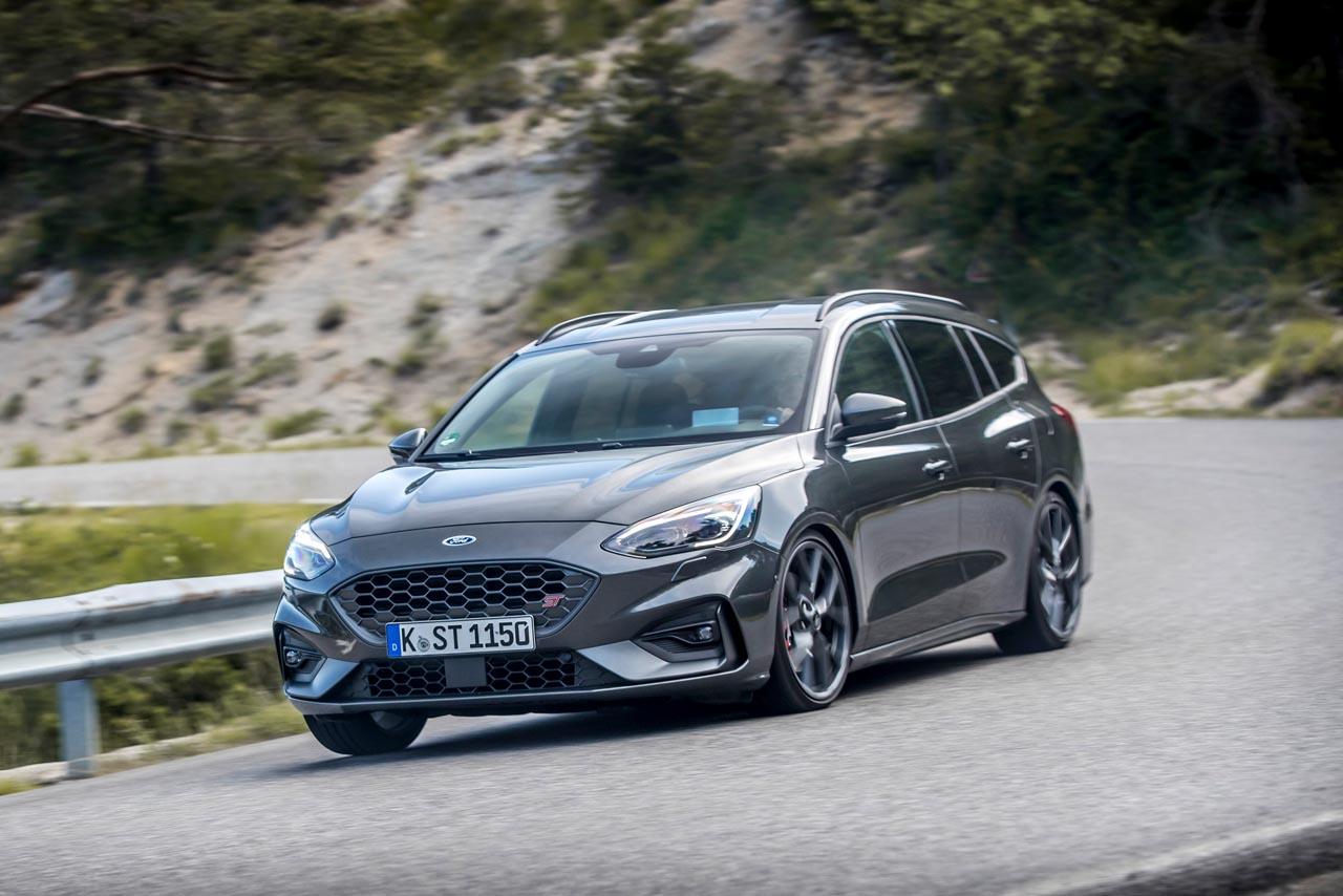 Ford Focus ST: In vierter Generation