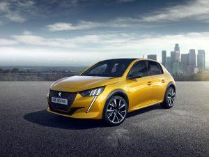 Peugeot: Vom 201 zum 208