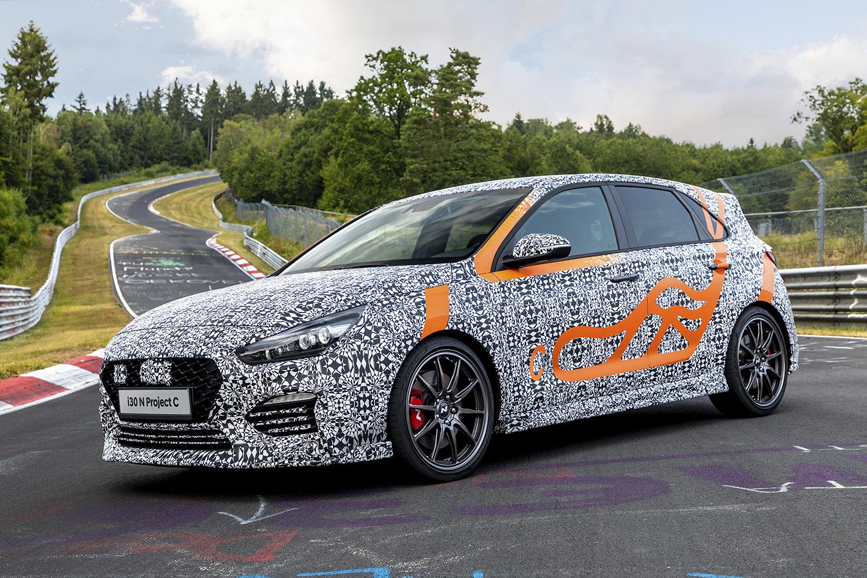 """Hyundai i30 N: Limitierte Sonderauflage als """"Project C"""" angekündigt"""