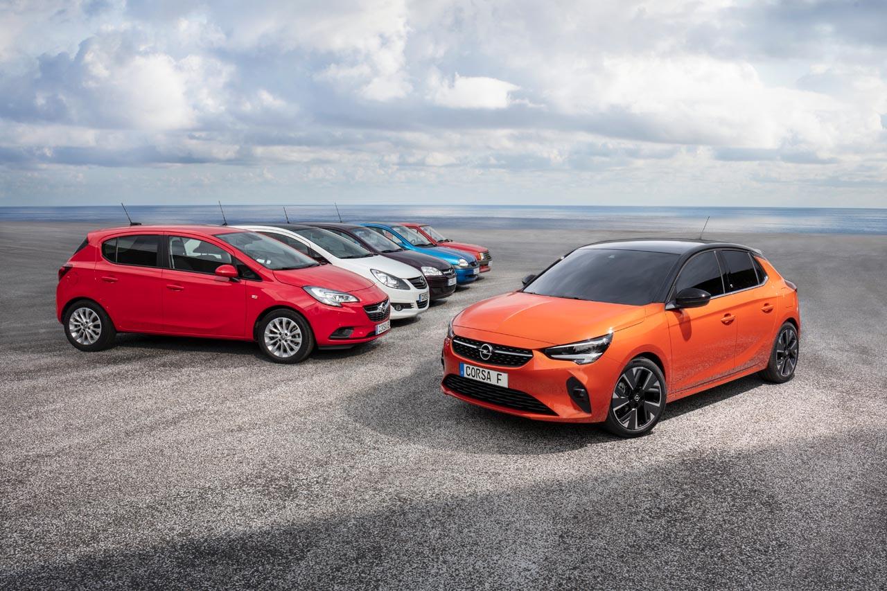 Opel Corsa: Generation 6 kommt