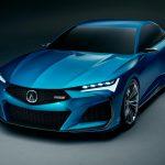 Acura S-Type Concept: Coupé für die USA