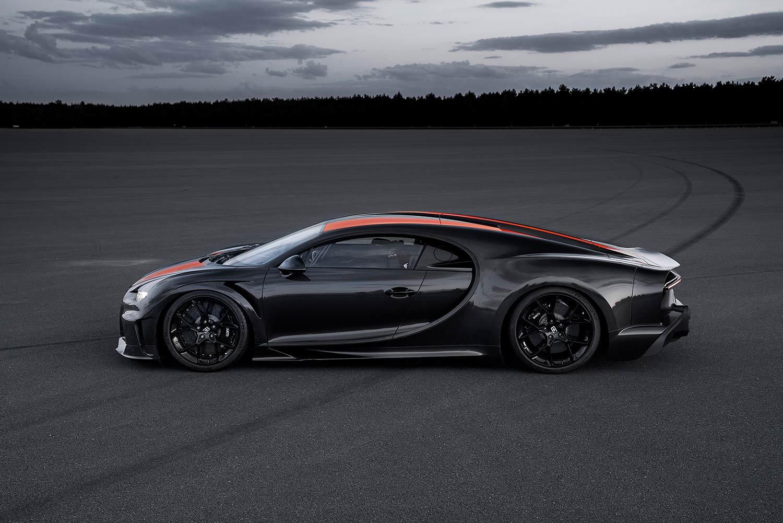 Bugatti: Schnellstes Serienauto als Sondermodell