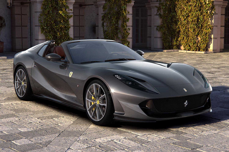 Ferrari 812 GTS: Comeback des V12-Spider