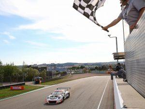 KÜS Team75 Bernhard beim ADAC GT Masters am Sachsenring