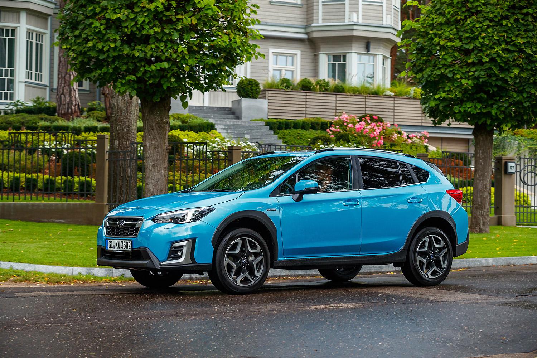 Subaru: XV jetzt auch mit Mild-Hybrid
