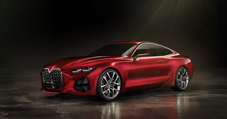 BMW Concept 4: Coupé-Zukunft aus München