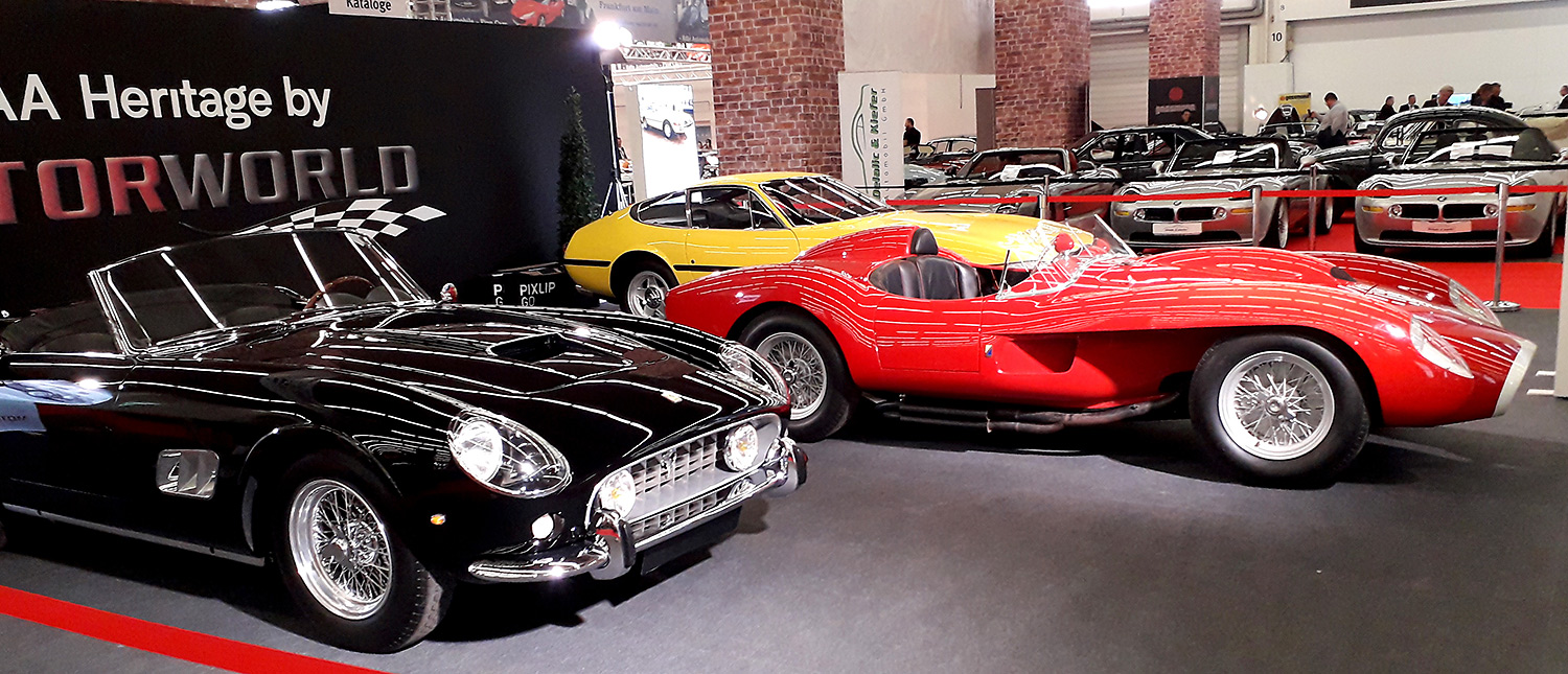 "IAA Heritage by MOTORWORLD: ""Historisches Nest"" der Messe"