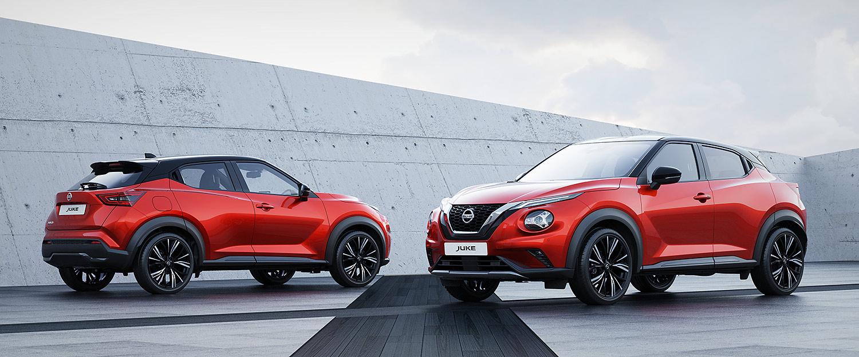 Nissan Juke: 50 Sondermodelle zum Neustart