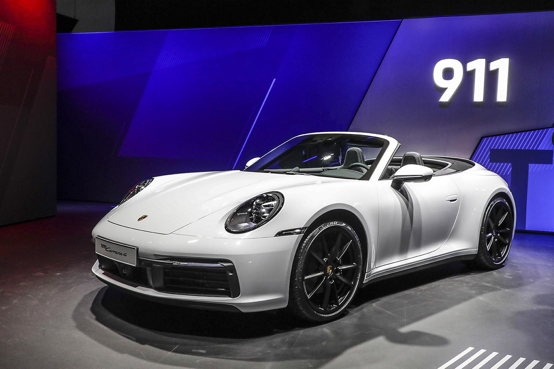 Porsche: Allrad für den 911