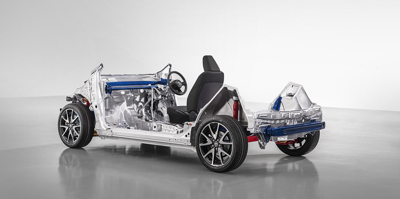 Toyota: Neue Plattform für künftige Kleinwagen