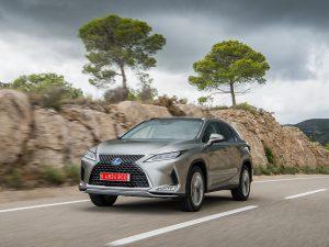 Lexus RX: Technisch verbessert in Generation 4