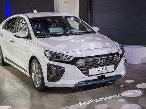 Hyundai: Autonomes Fahren erstmals in Europa erprobt