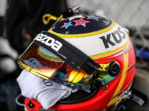 Timo Bernhard: Für Mazda am Start