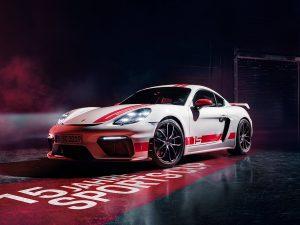 Porsche 718 Cayman GT4 Sports Cup Edition: Optisch näher am Rennsport