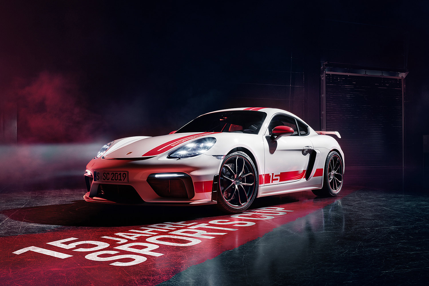 Porsche 718 Cayman GT4 Sports Cup Edition: Optisch näher am Rennsport