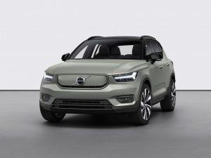 """Volvo: XC40 startet die """"Recharge""""-Reihe"""