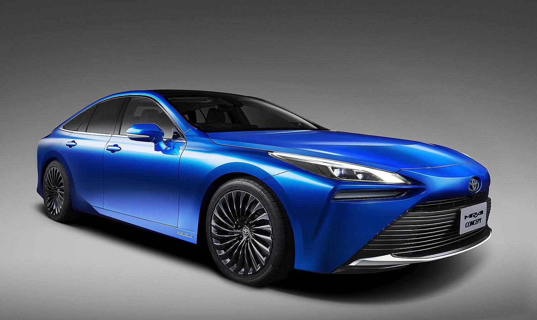 Toyota: Mirai II kommt 2020