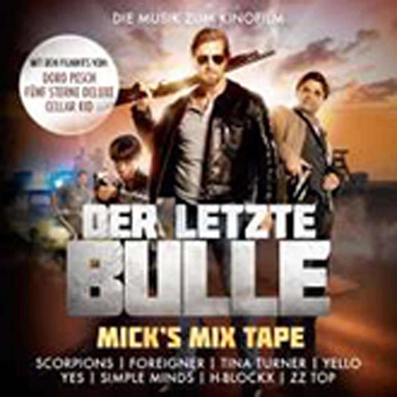 CD-Tipp – Der letzte Bulle: Micks Mix-Tape