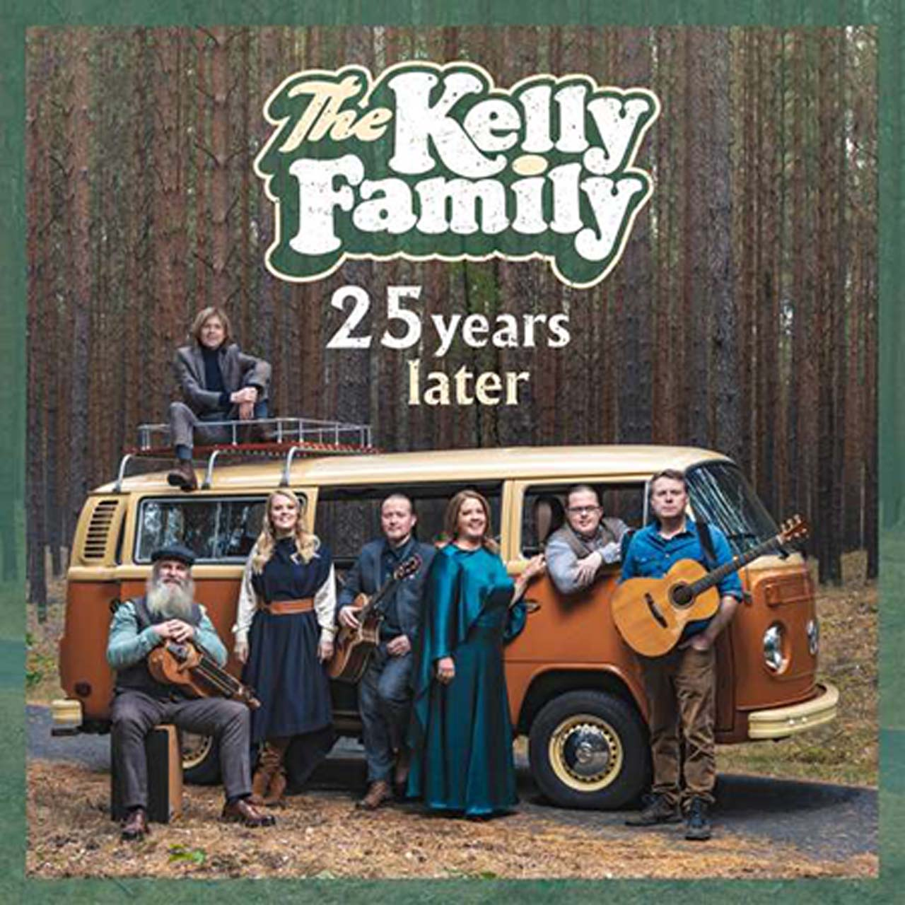 CD-Tipp: Kelly Family – 25 Years Later