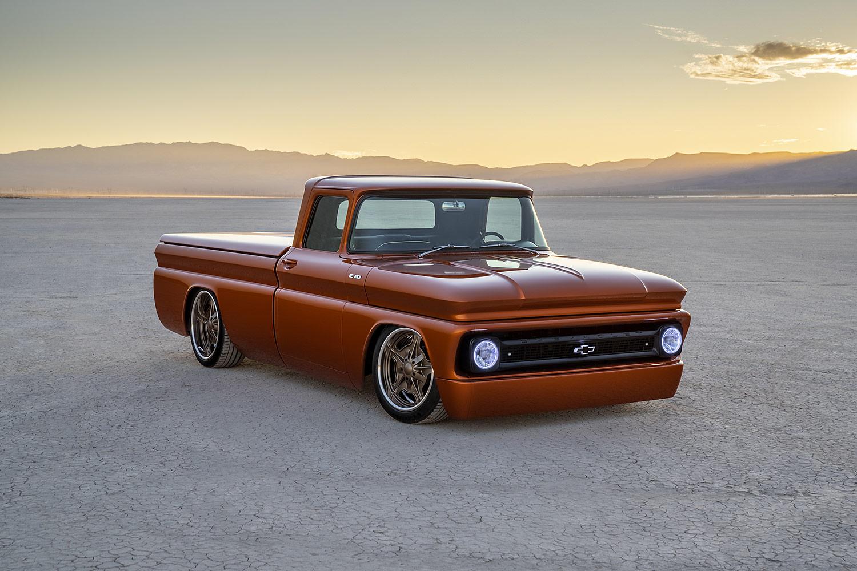 Chevrolet E-10: 1962er Hot Rod – aber elektrisch