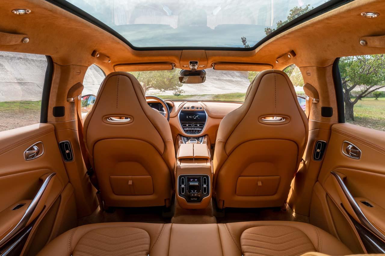 Aston Martin DBX: Edel und mit stolzem Preis