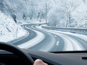 Straßensicherheit im Winter: Wetter versus Klima