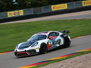 KÜS Team75 Bernhard: Erster Fahrer für 2020 im ADAC GT4 Germany!