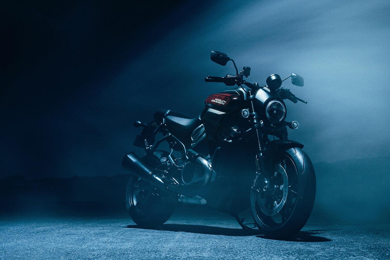 Harley-Davidson Bronx: Neues Modell, fast neuer Motor