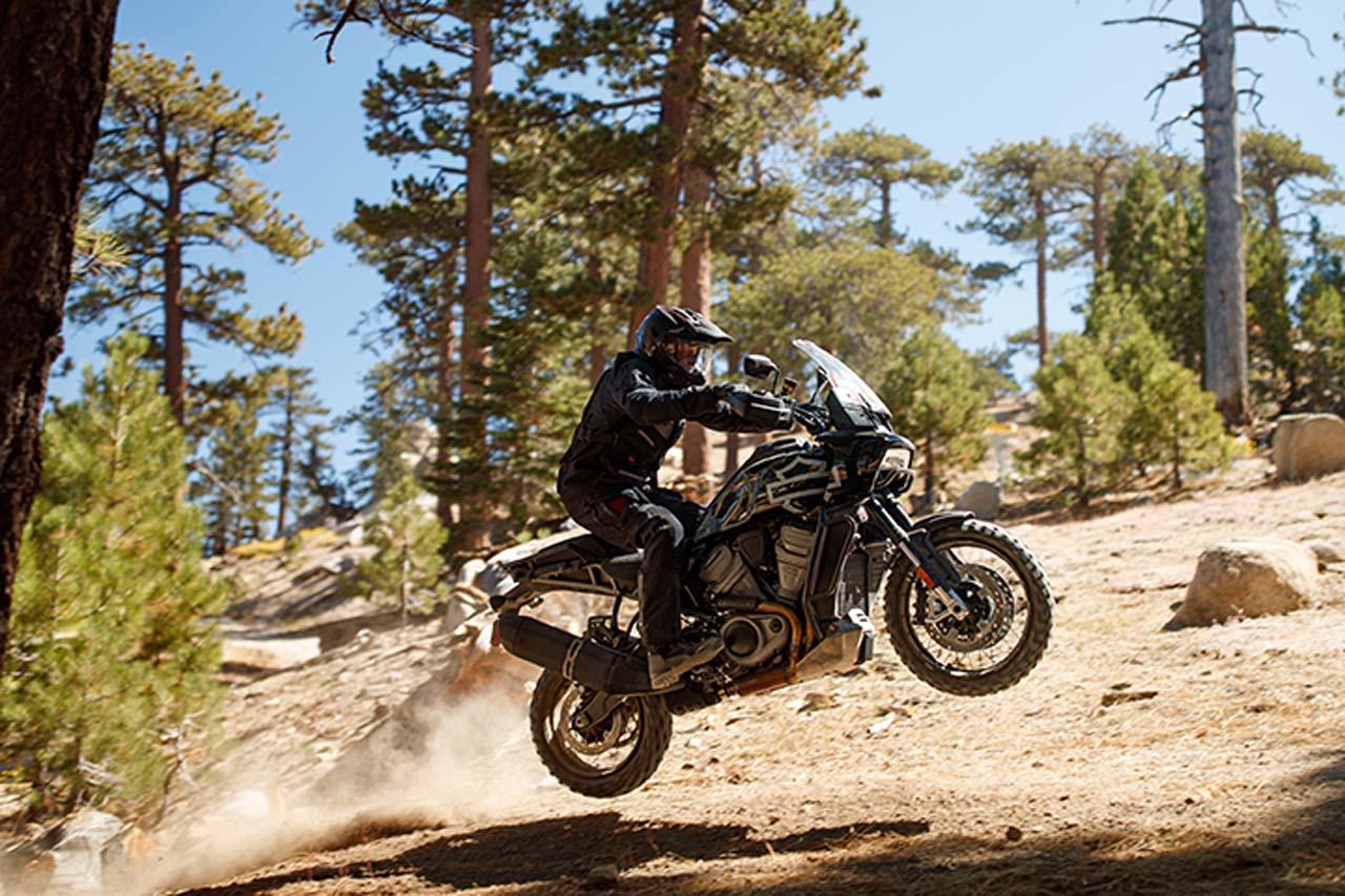 Harley-Davidson Pan America: Ab in die Prärie