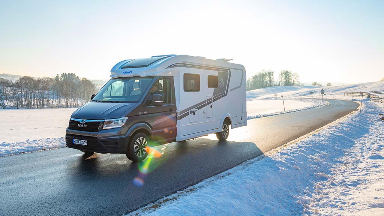 Knaus Van TI Plus: Das MAN-Wohnmobil
