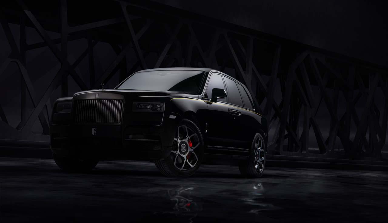 Rolls-Royce Cullinan Black Badge: Schwarzer Riese