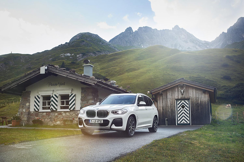 BMW X3: Als Hybrid mit deutlichem Aufschlag