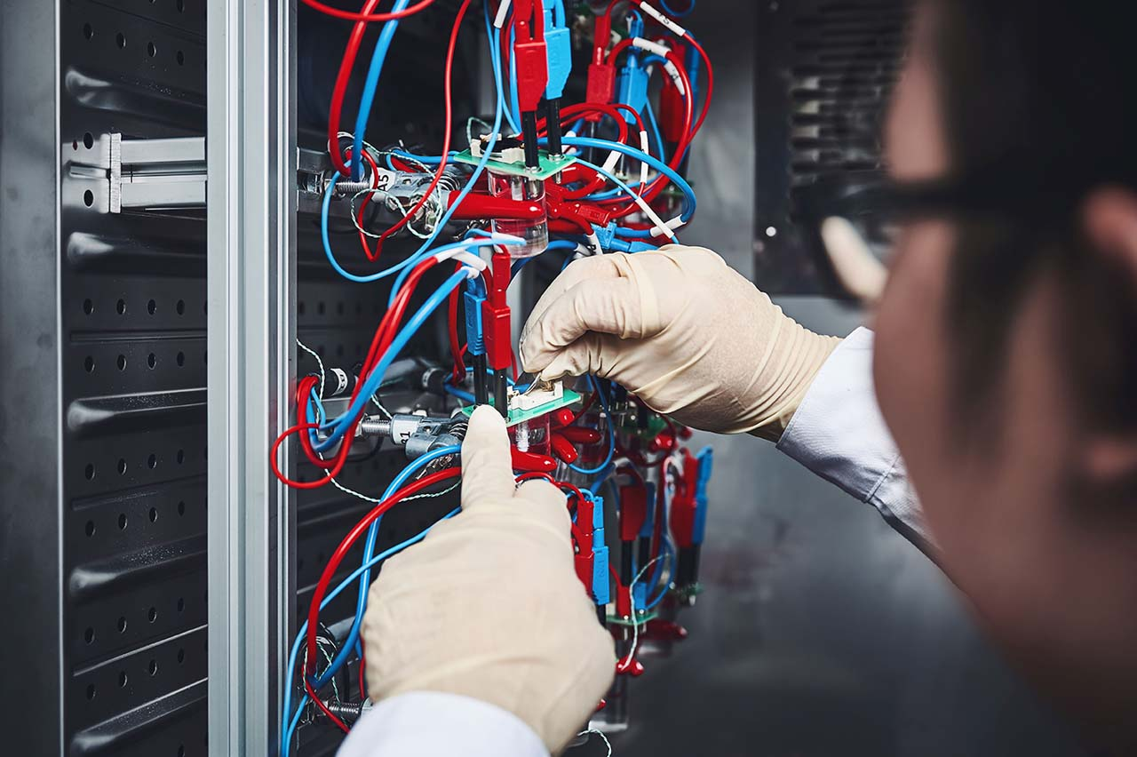 E-Auto: Forschung gegen Batterie-Alterung