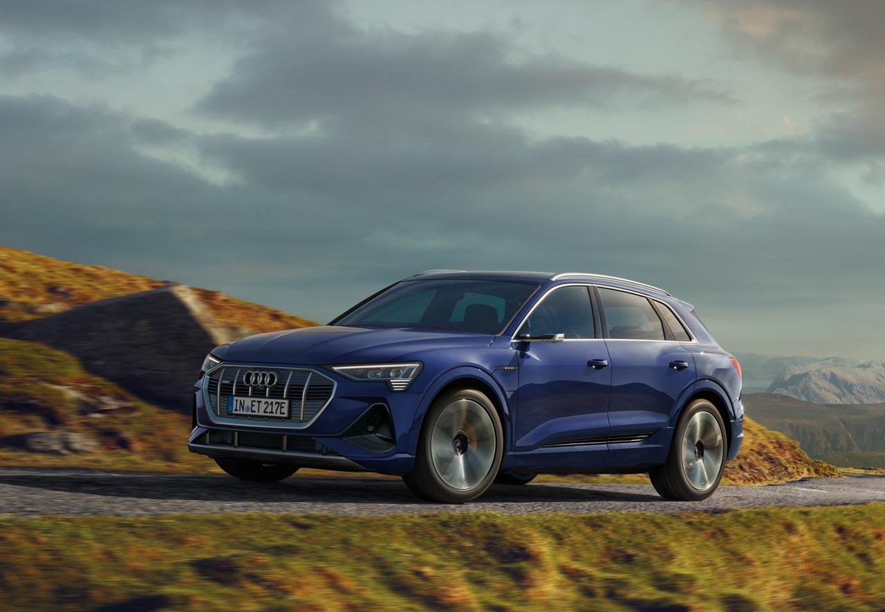 Audi E-Tron: Stärker und mit mehr Reichweite