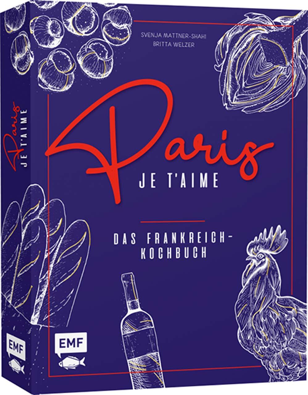 Buchtipp – Welzer/Mattner-Shahi: Paris je 'taime