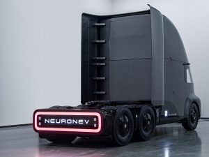 Neuron EV TORQ: Elektro-Truck mit Reisekomfort