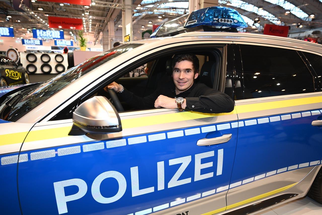 Marijan Griebel: Rallyechampion zu Gast bei TUNE IT! SAFE!