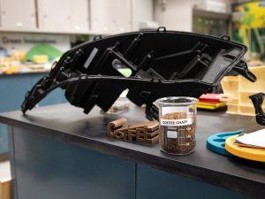 Ford-Forschung: Fahrzeugteile aus Kaffeebohnen
