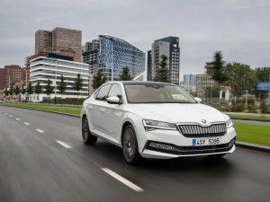"""Škoda: Elektromobilität nicht """"auf Kosten des Verbrenners"""""""