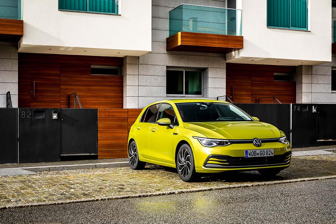 VW Golf: Verkaufsstart für Generation 8