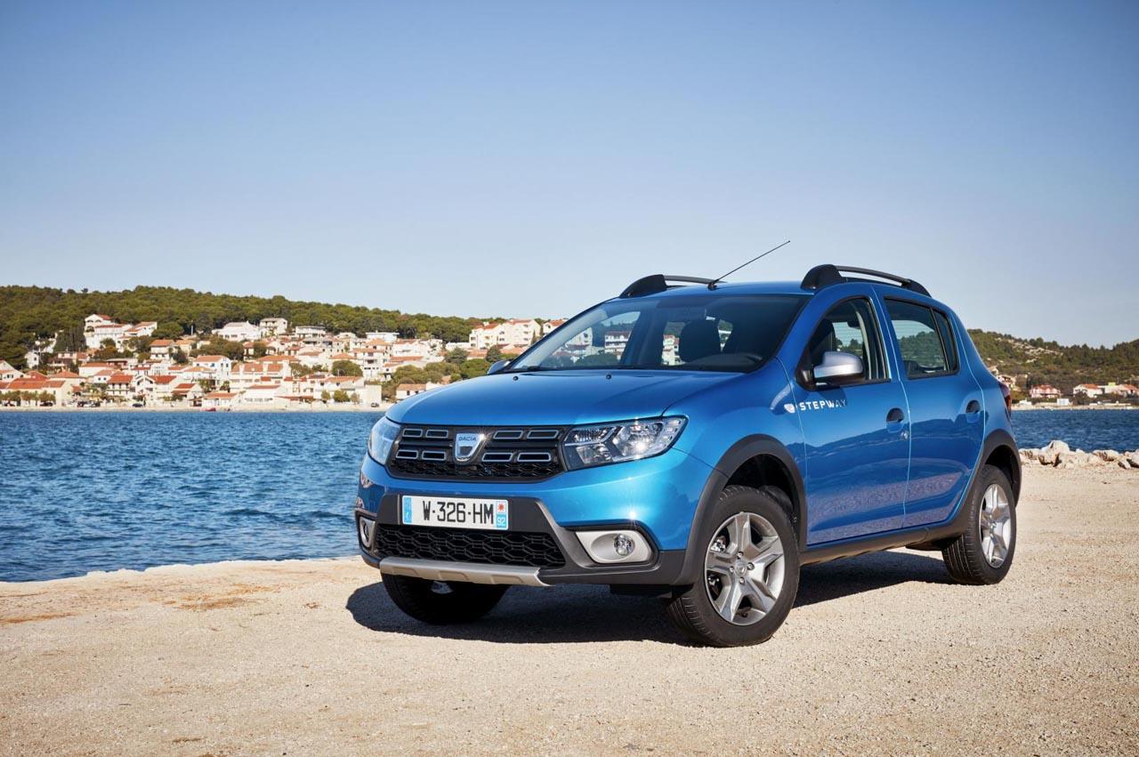 Dacia: Sondermodelle erinnern an Marktstart in Deutschland