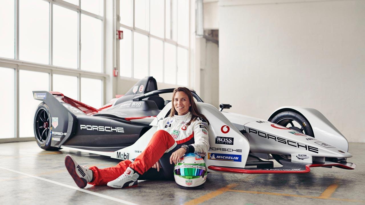 KÜS Team 75 Bernhard: Porsche-Werksfahrerin im ADAC GT Masters 2020